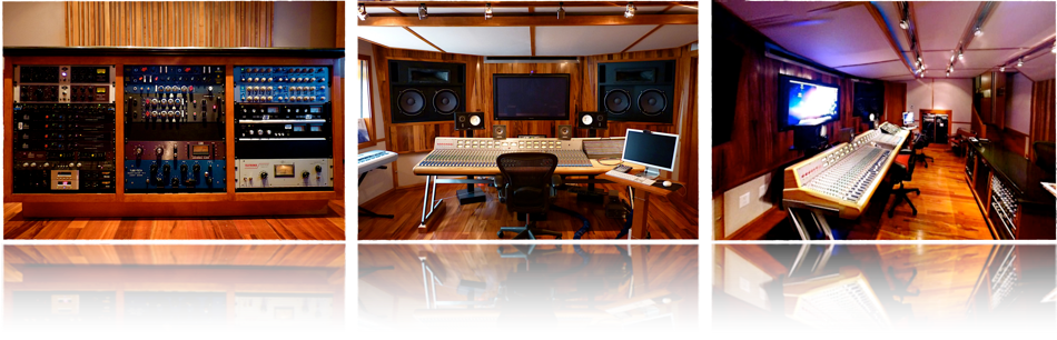 STUDIO MALIBU Malibu CA Control Room World Class Recording