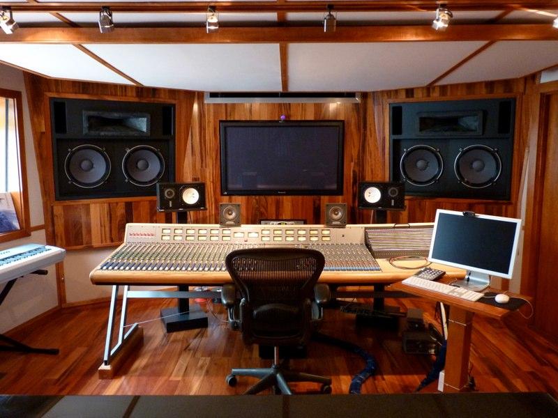 Studio Malibu Ca Recording And Post Production Film Audio Music