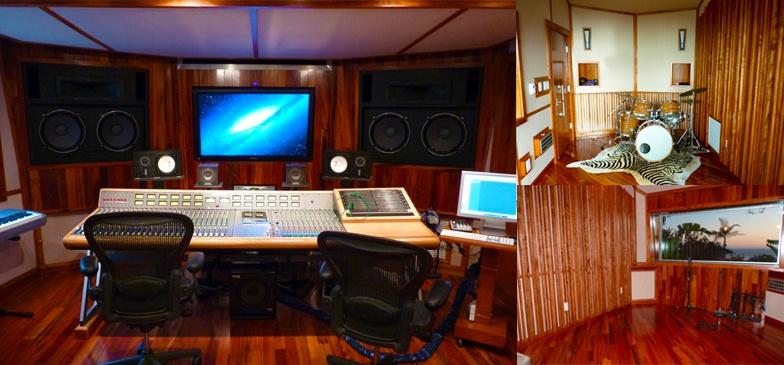 1 2 3 4 5 6 7 Recording Studio